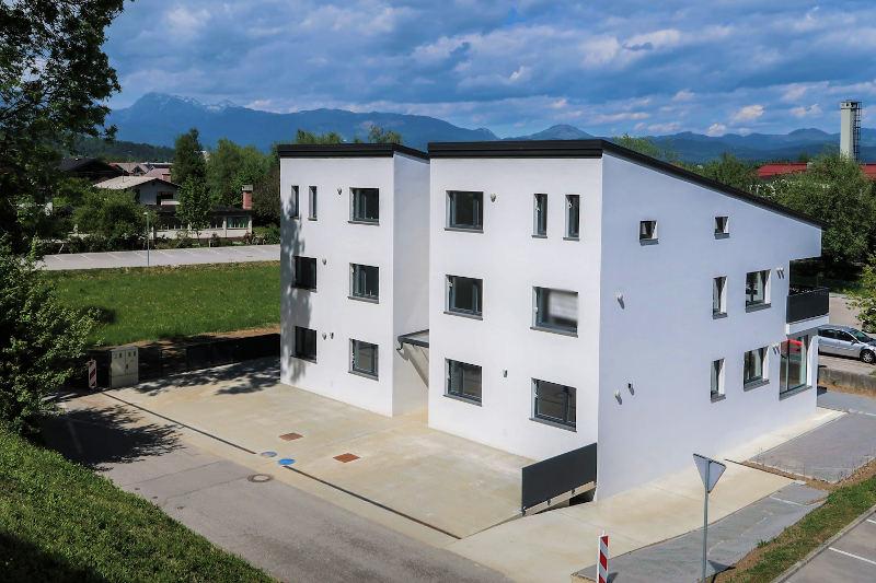 Novogradnja Vila blok Trzin