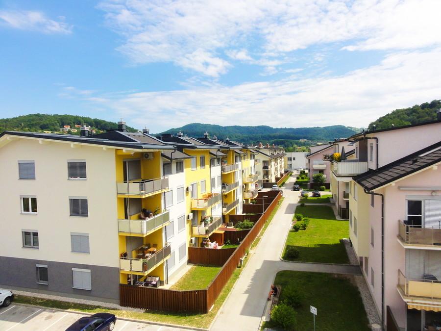 Novogradnja Stanovanja v treh novih objektih